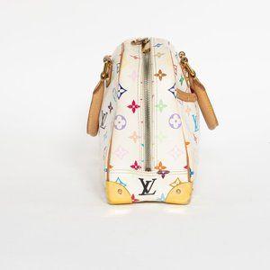 Louis Vuitton Bags - LOUIS VUITTON Small Multicolor Handbag White